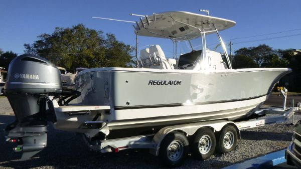 Regulator 28