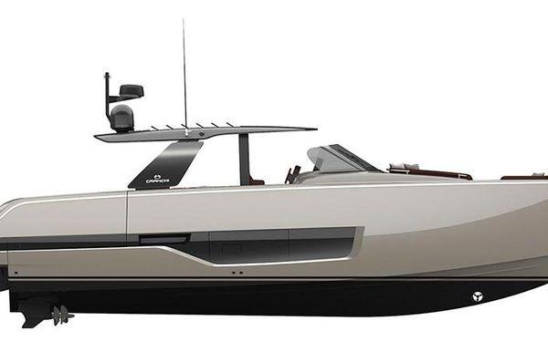 2021 Cranchi A46 Luxury Tender