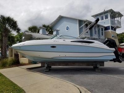 2019 Hurricane<span>SunDeck 2410 OB</span>