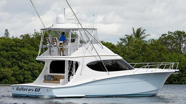 Hatteras GT54 New Sportfish