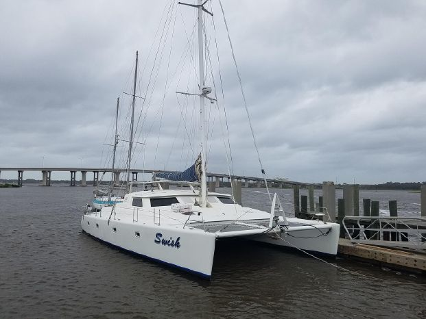 1996 Voyage Yachts Mayotte