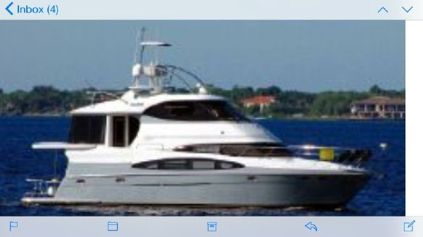 Carver 506 Motor Yacht Carver 506 Custom