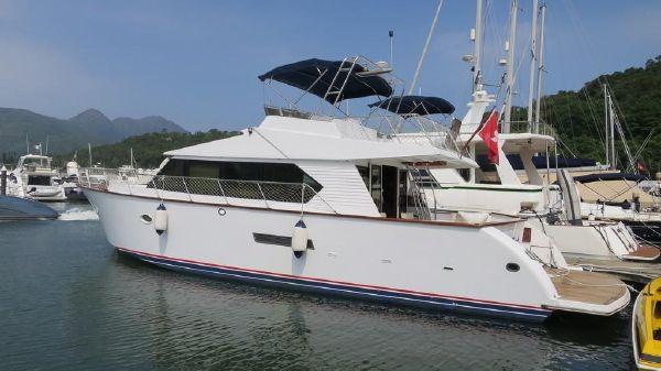 Custom Sen Koh Taiwan 45 Motor Yacht