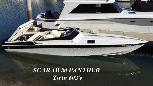 Scarab 30 Panther