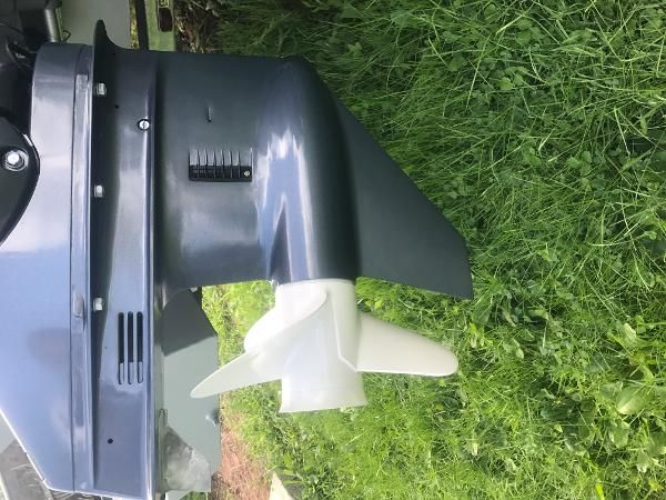 Yamaha Outboards Brand New F70LA Lower Unit, Gear Case