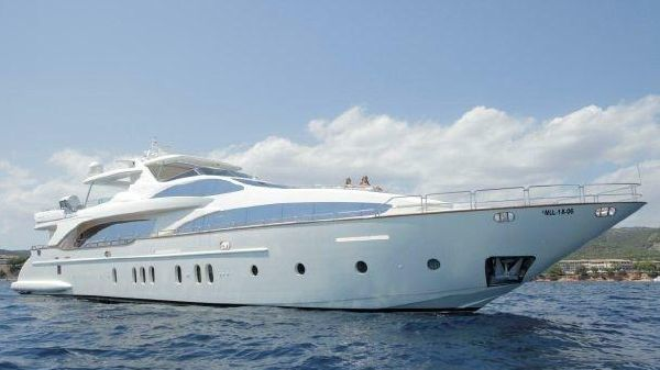 Azimut 116 AZIMUT 116 FOR SALE