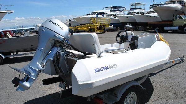Bullfrog Yacht Tender 10