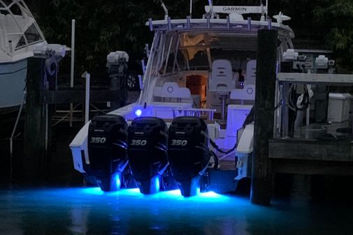 Fountain 38 Sportfish Cruiser OB image