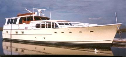 Burger 60 Flush Deck Motoryacht