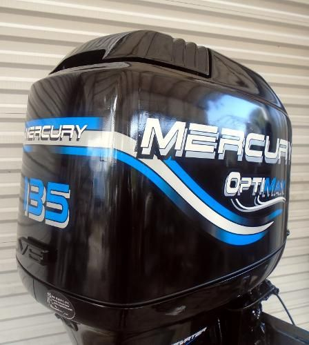 1999 Mercury Optimax 135hp 25 inch Shaft Direct Injected 2