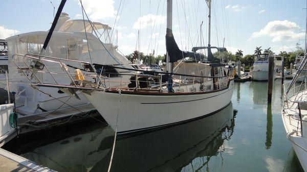Nauticat 44 Motorsailer