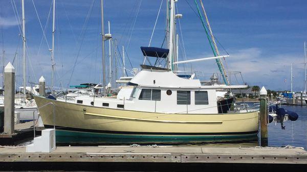 Willard Marine 40 Trawler