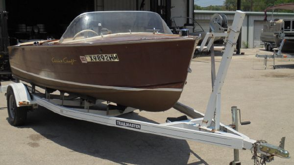 Chris-Craft 17 Sport