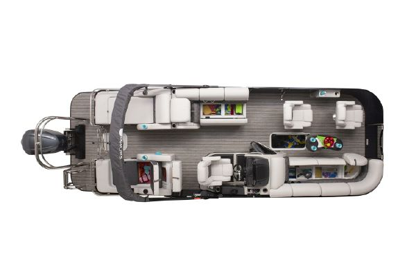 2022 SunCatcher Elite 326 SS DLX