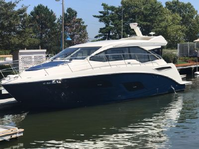 2017 Sea Ray<span>Sundancer 460</span>