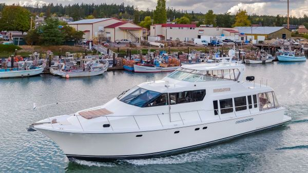 Pacific Mariner 65' LLC OWNED