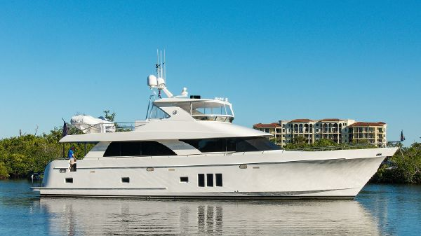 Ocean Alexander Motoryacht JANE E