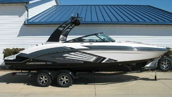 Chaparral 243 Vortex VRX 2017 Chaparral 243 VRX at Yachts to Sea