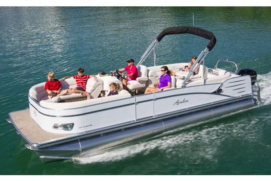 2017 Avalon Catalina Quad Lounge - 25'