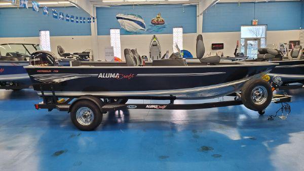 Alumacraft Voyageur 175 Sport