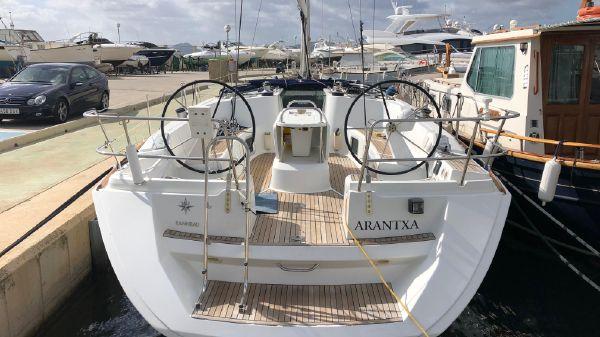 Jeanneau Sun Odyssey 45
