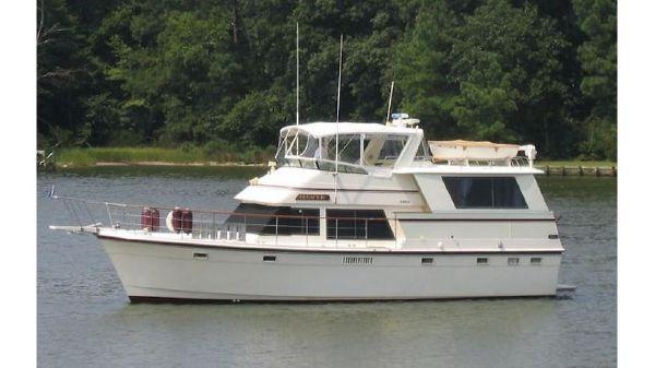 Atlantic Motor Yacht Long Range Trawler