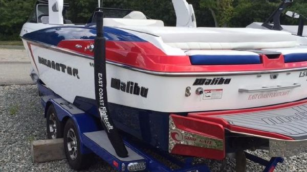 Malibu 25 LSV 575hp Super charged