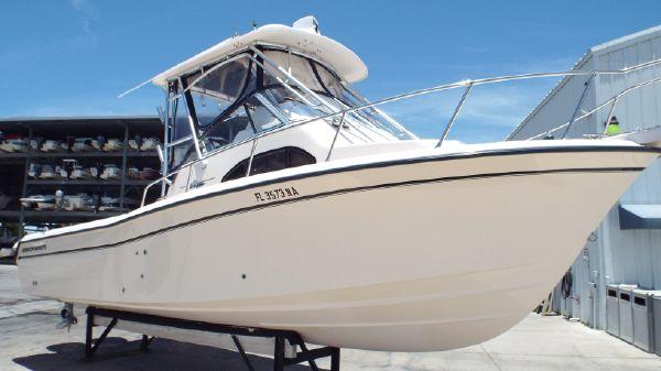 Grady-White 282 Sailish
