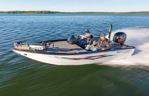 2020 Crestliner 1750 Bass Hawk