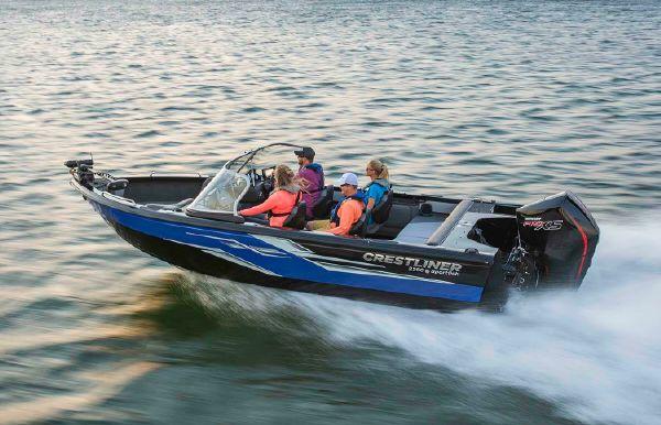 2020 Crestliner 2250 Sportfish