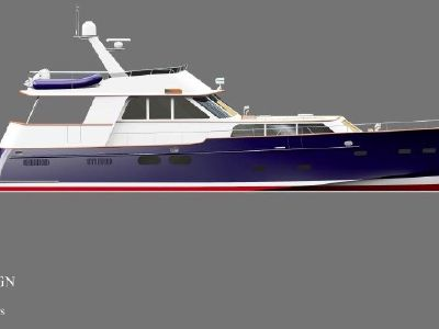 2018 Heritage Yachts<span>Newport 78</span>