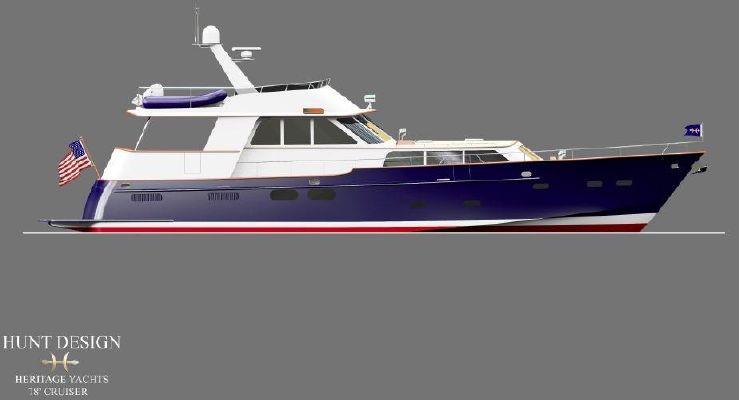 Heritage Yachts Newport 78 - main image