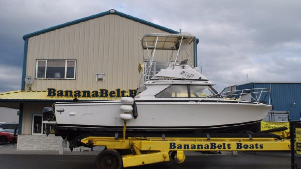 Bertram 28 Flybridge Diesel Repower