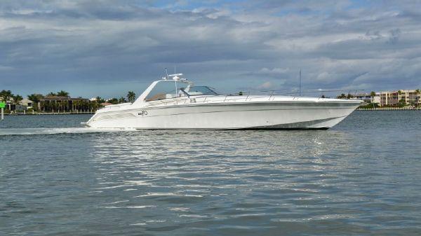 Cary Performance Yacht