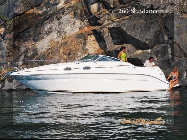 2002 Sea Ray 260 Sundancer Oakdale, New York - Oakdale Yacht