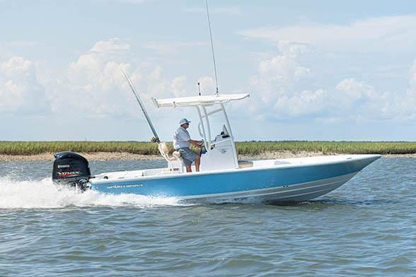 Sportsman Tournament 234 Bay Boat - main image