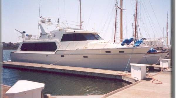 ANGEL MARINE Cockpit Motor Yacht