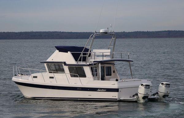 2021 SeaSport Pacific 3200