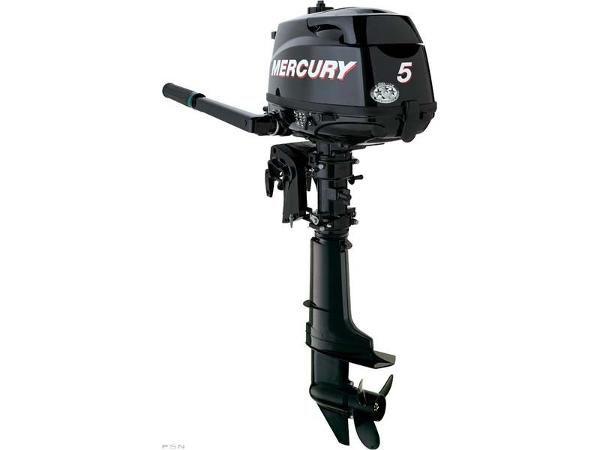 Mercury FourStroke 5