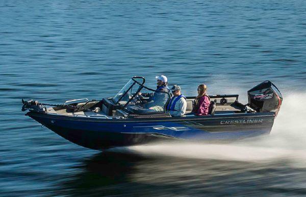 2020 Crestliner 1850 Sportfish