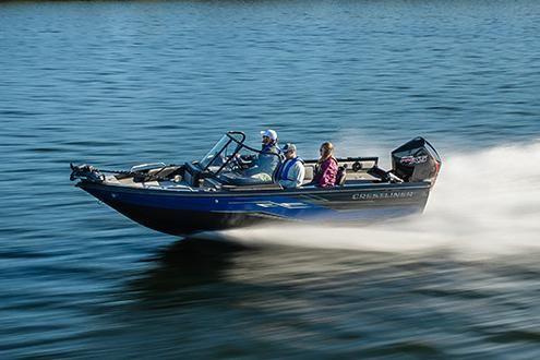 2021 Crestliner 1850 Sportfish