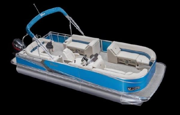2020 Tahoe Pontoon LTZ Elite 20'