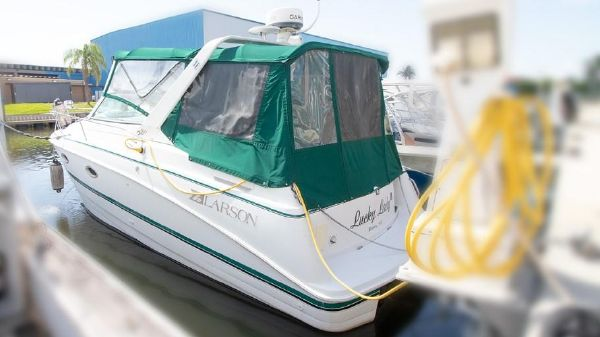 Larson 288 Cabrio