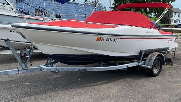 Boston Whaler 17 DAUNTLESS