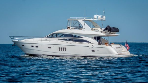 Princess 67 Fly Motor Yacht