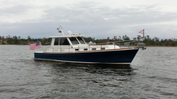 Grand Banks 43 Eastbay HX