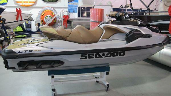 Bombardier SEADOO GTX 300 LTD