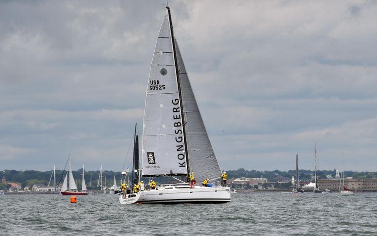 2013 Elan 450 Mystic, Connecticut - Springline Yacht Sales