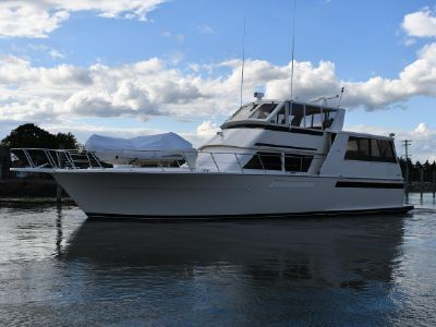 1993 Viking<span>54 Sports Yacht</span>