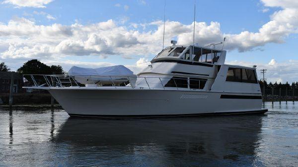 Viking 54 Sports Yacht
